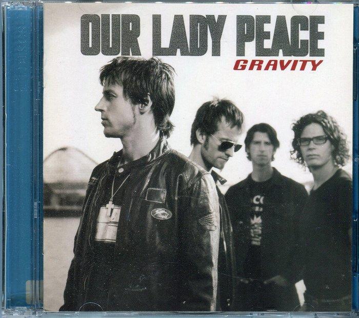 【塵封音樂盒】OLP樂團 Our Lady Peace - 重力加速 Gravity  2CD (宣傳片)