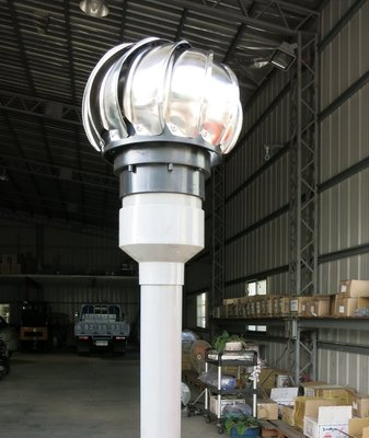 """§排風專家§ 4"""" 5"""" 304不鏽鋼通風球  可轉配2吋~3吋水管 排風球, 適用於 浴室 廁所 大樓通風管"""