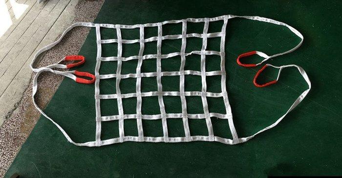 橙子的店 扁平吊帶吊網丙綸滌綸尼龍吊網可根據客戶要求定制生產