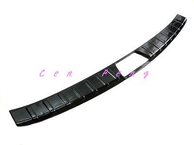 涔峰CF☆(黑鈦半包)Subaru 五代 森林人 Forester 後內護板 後車廂內護板 後行李箱防刮飾板 不鏽鋼