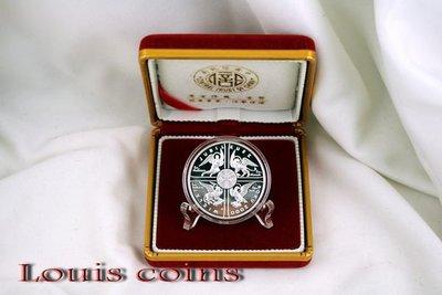 【Louis Coins】F021‧Poland‧2000波蘭‧千禧年紀念銀幣