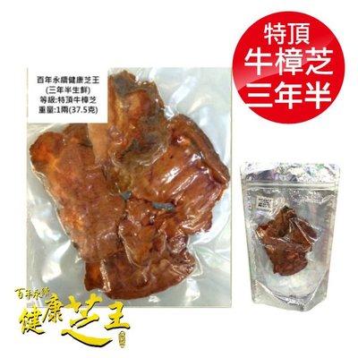 專品藥局 百年永續健康芝王 (三年半) 特頂牛樟芝 生鮮品 37.5g x1兩【2012412】