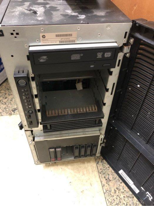 HP Server ML350G6 E5620x2 8Gb 300GB SASX2