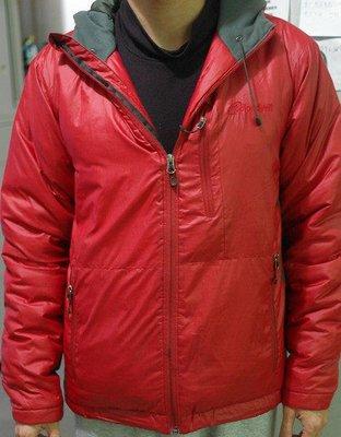 最後紅m號加拿大品牌最暖中空纖維Primaloft 200g防風化纖外套,暖度贏Arc'teryx FISSION SV