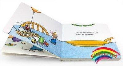 英文原版Mouse Cookie Delights 親子閱讀習慣養成故事 啟蒙睡前閱讀圖畫故事書 if you give a Mouse a cookie 系列
