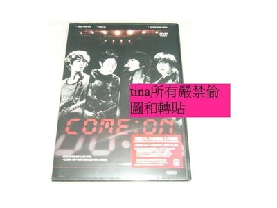 CNBLUE Arena Tour 2012 - COME ON!!! - @SAITAMA SUPER ARENA 日版演唱會DVD全新鄭容和李宗泫
