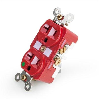 阿里家 原裝美國 HUBBELL荷寶 HBL8300 IG8300 HBL8300RMRI 美標電源插座