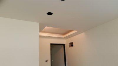 桃園市【輕鋼架/照明工具】暗/明架天花板/矽酸鈣板/石膏板/水泥板/輕隔間