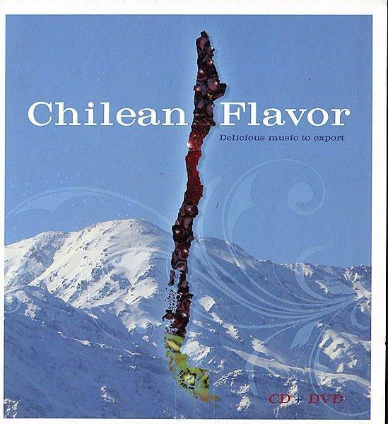 【塵封音樂盒】Chilean Flavor: Delicious Music To Export  CD+DVD