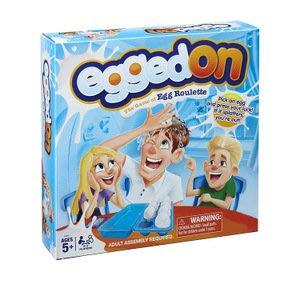 哈哈玩具屋~砸雞蛋遊戲 命運輪盤 整蠱蛋 整人 派對遊戲 桌遊