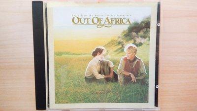 ## 馨香小屋--電影原聲帶 / 遠離非洲 (1985年) (主演勞勃·瑞福、梅莉·史翠普)