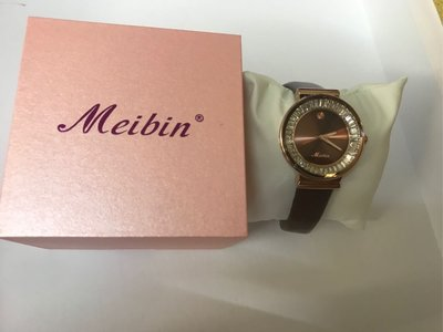 Meibin 低調氣質女錶