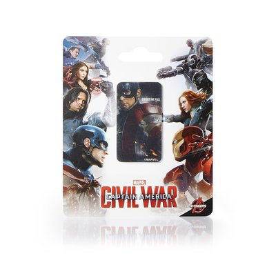 Wow Pad 防滑貼-美國隊長3  Civil War 03
