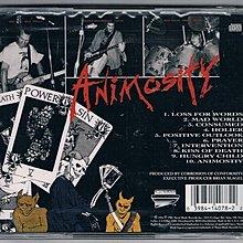 [鑫隆音樂]西洋CD-CORROSION OF CONFORMITY / ANIMOSITY {3984140782}原裝進口版