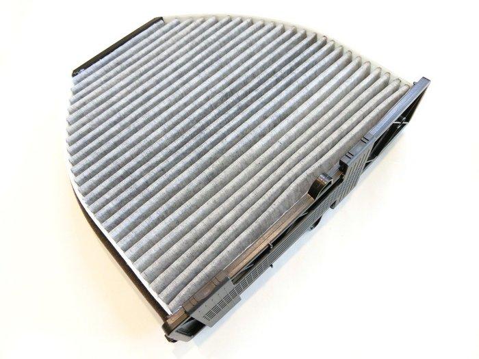 ☆光速改裝精品☆賓士 W204 C63 C200 C250 C280 C300  活性碳 冷氣濾網 台灣製 直購550元