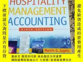 古文物Hospitality罕見Management Accounting奇摩266141 Hospitality罕見M