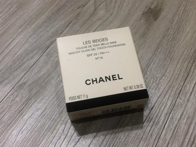 CHANEL 香奈兒 時尚裸光果凍粉餅 11g SPF25/PA+++  N22 ROSE