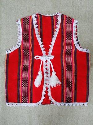 融藝製造 -- 原住民服飾&布料 -- 原住民小背心 -- 120元