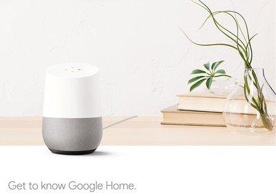 可刷卡分期+免運費 ※台北快貨※美國原裝 Google HOME 聲控網路喇叭 語音助理 Nest Chromecast