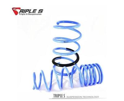 【酷熊】Triple S(TS)短彈簧SUZUKI SWIFT SPORT
