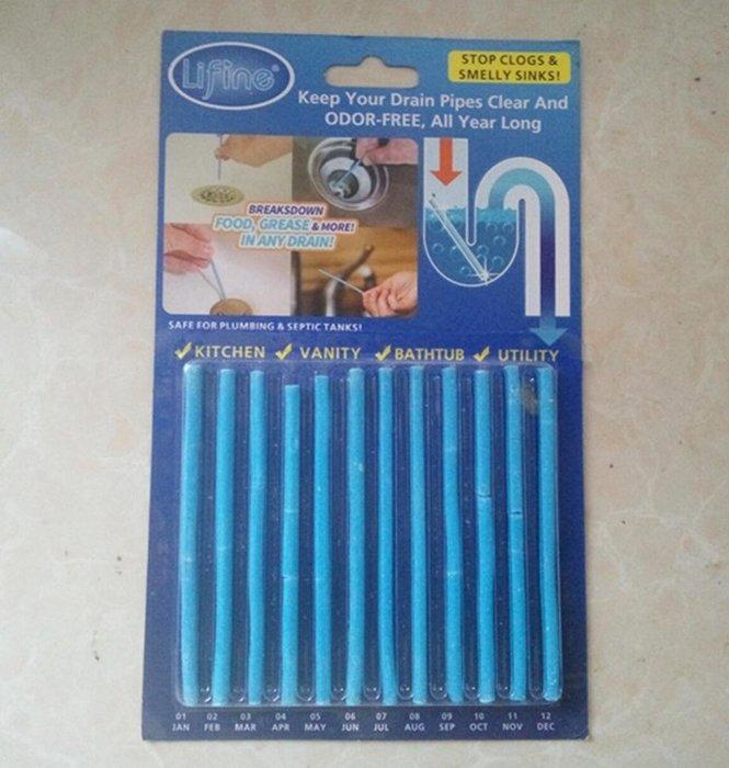 Sani Sticks  萬用清潔棒 四種款式 去污棒 水管疏通 水管清潔  除臭廚房 一根搞定