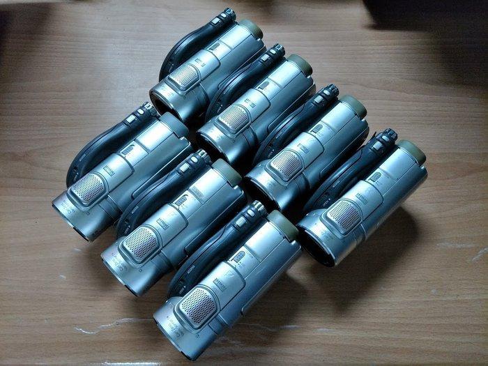 ☆手機寶藏點☆ SONY DCR-DVD805 數位攝影機 銀 功能正常 保存良好 貨到付款 Che A3