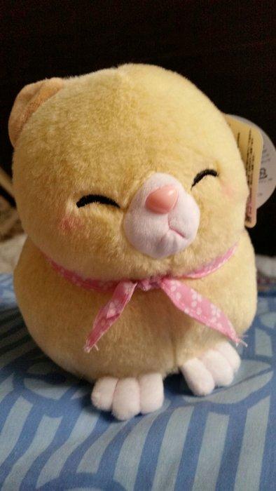 可愛貓咪絨毛娃娃