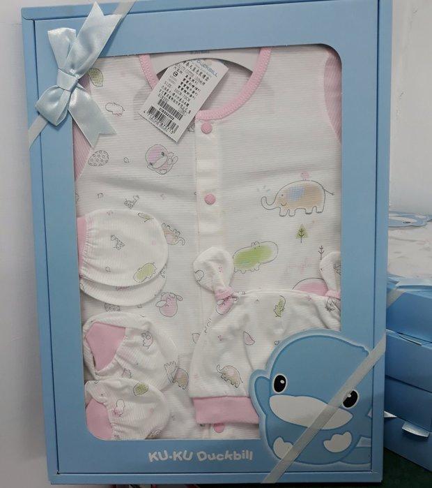 套裝禮盒K U純棉台灣製造出清特價5折