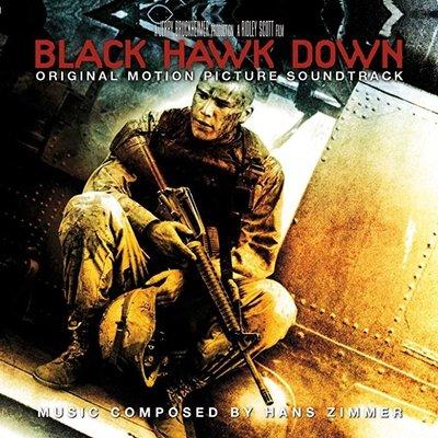 【進口版】黑鷹計畫 電影原聲帶 Black Hawk Down O.S.T/漢斯季默 --- 0170122