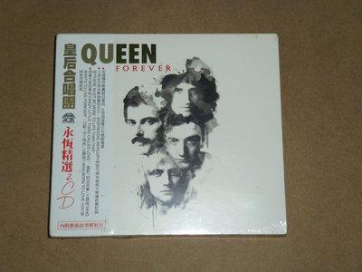 皇后合唱團Queen-永恆精選2CD-佛瑞迪莫裘瑞+麥可傑克森合唱-收錄時空英豪.冰上悍將話題曲-全新未拆