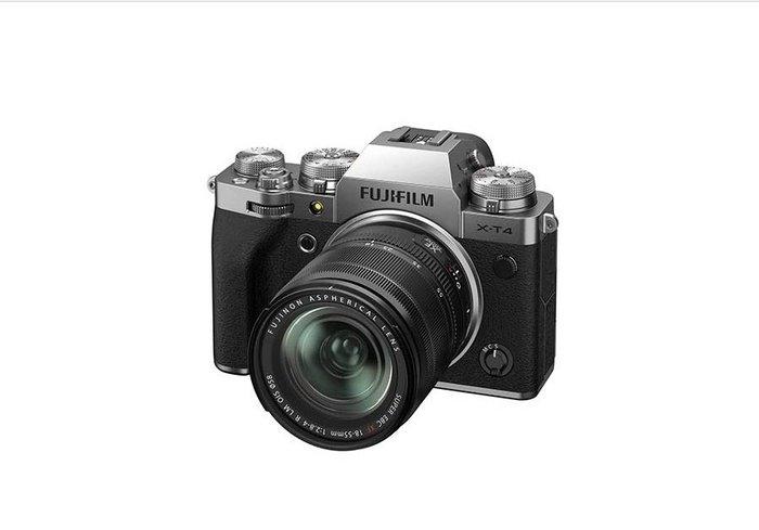 【華揚數位】☆全新 FUJIFILM 富士 X-T4 +XF 18-55mm 4K錄影 繁中平輸 黑、銀色 XT4