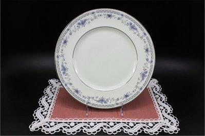 【旭鑫骨瓷】MINTON BELLEMEADE 英國 骨瓷 瓷器 餐盤(B.18)