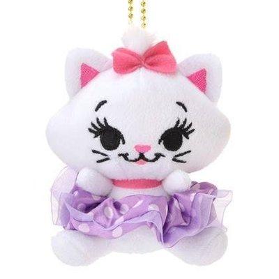 *B Little World * [現貨]東京迪士尼專賣店限定/瑪麗貓髮圈吊飾/東京連線代購