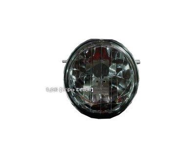 LFM【X Pro TEAM】BWS125燻黑大燈組~超特價!!~適用:BWS/BWS125/BWS X/大B