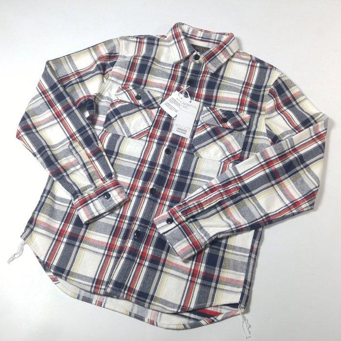 日系出口尾單 阿美咯機 格子襯衫 基本款 百搭單品