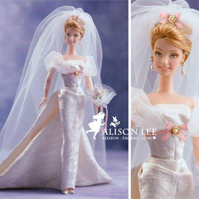 【集千】 代購 婚紗芭比娃娃新娘芭比珍藏版Sophisticated Wedding Barbie