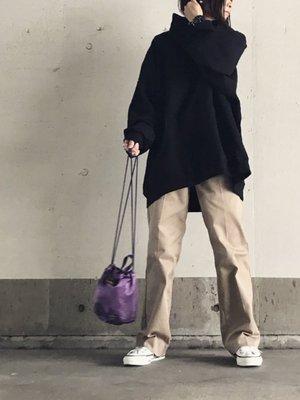 JOURNAL STANDARD GOOD GRIEF系列 內刷薄絨 超寬鬆連帽長袖上衣 (現貨款特價)