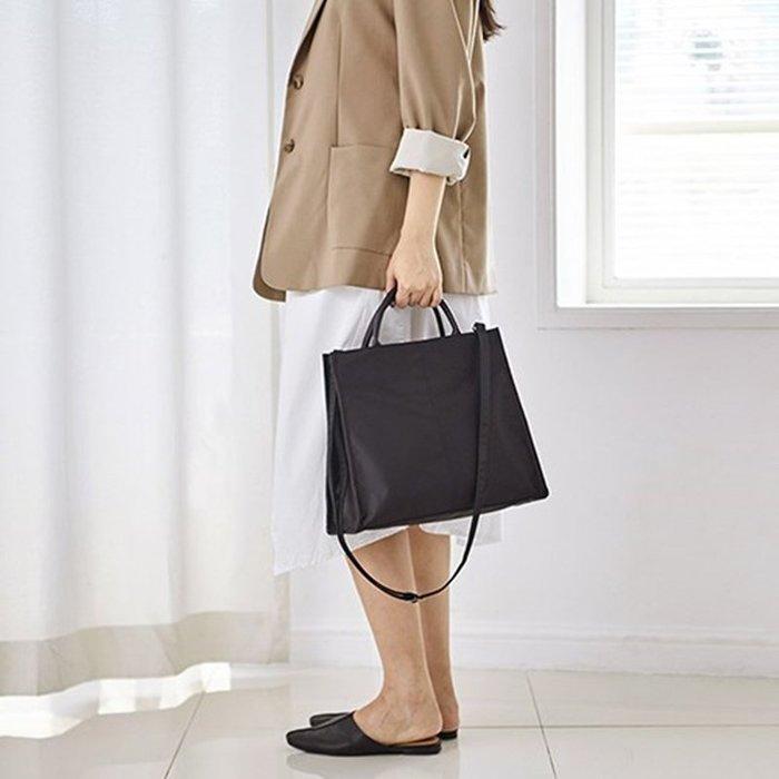 韓版商務公事包簡約公文包OL防水手提包斜背包單肩包書包