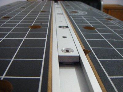 【木頭人】T-Track 650mm 鋁製導軌專用滑軌(公) 鋁軌 滑軌 滑道 木工 木工桌 圓鋸機 修邊機