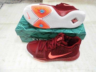 【n0900台灣健立最便宜】2017  NIKE KYRIE 3 (GS) 籃球鞋 859466-681(US6=24C