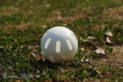 (超威教您分辨威浮球真偽)東森&民視新聞專訪*超威*威浮球 Wiffle Ball 6球$420元(免費幫刮1球)
