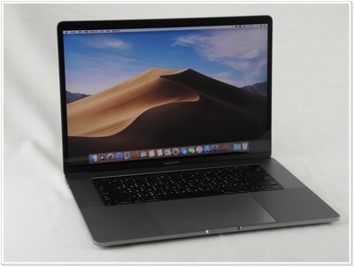 APPLE MacBook Pro 15吋 2016 MLH32TA/A│i7-2.6、16G、256SSD│7B008