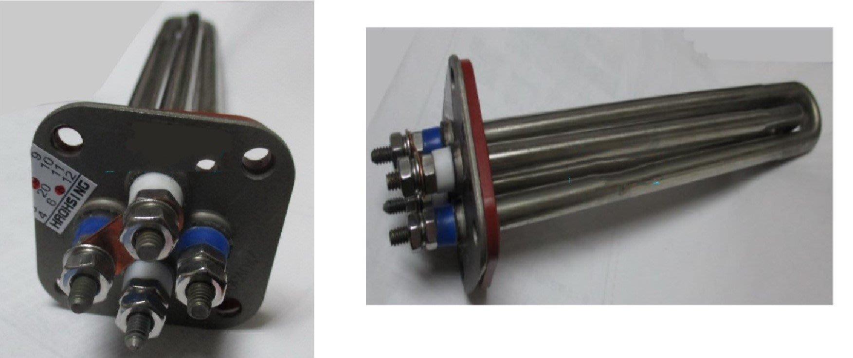 AC220V 飲水機用 雙U電熱管(300W+800W)