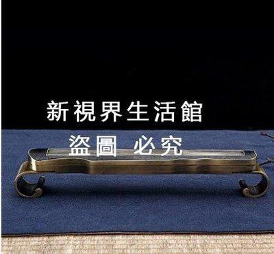 【新視界生活館】古琴臥香爐仿古合金線香盒沈香香爐檀香香插焚香爐熏香盒擺件