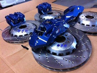 布魯斯BMW F10 F11 F12 F13 M5 M6原廠新款大6含400mm盤新品AC HAMANN AMG BREMBO AP ALCON PAGID FERODO MINTEX EB...