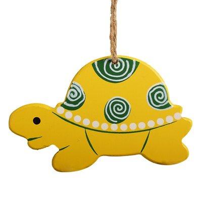 海洋風裝飾幼兒園雙面海龜吊飾教室墻面小掛件門簾隔斷INS風房間