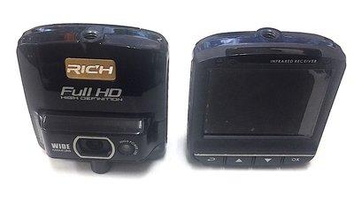 ☆福利品☆ 單鏡頭行車記錄器  FULL HD 錄影/130度廣角/H.264/2.4吋螢幕