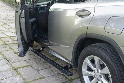 @鐵堡@LEXUS RX 車系 電動側踏板 (另有NX.KUGA.RAV4.LAND ROVER)