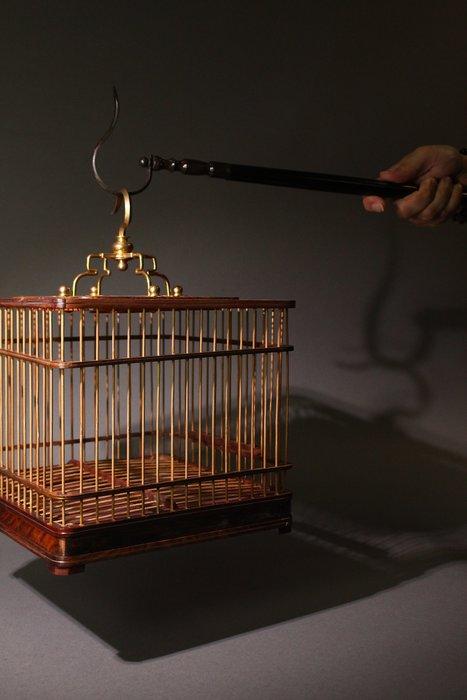 悅年堂 --- 鳥籠 挑桿 掛鉤