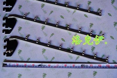 『洛克依』五金百貨/ 掛勾零件/ 生財工具/ 網勾/ 鉤子/ 服飾裝潢/ 角管/ 鐵管/  ~ 8珠壁柱斜掛 台南市
